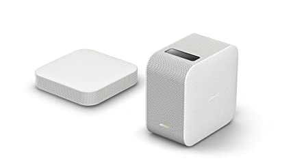 Sony LSPX-P1 Portable Ultra Short Throw Projector with: Amazon in