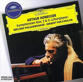 Honegger: Symphonies Nos.2 & 3 / Stravinsky: Concerto in D