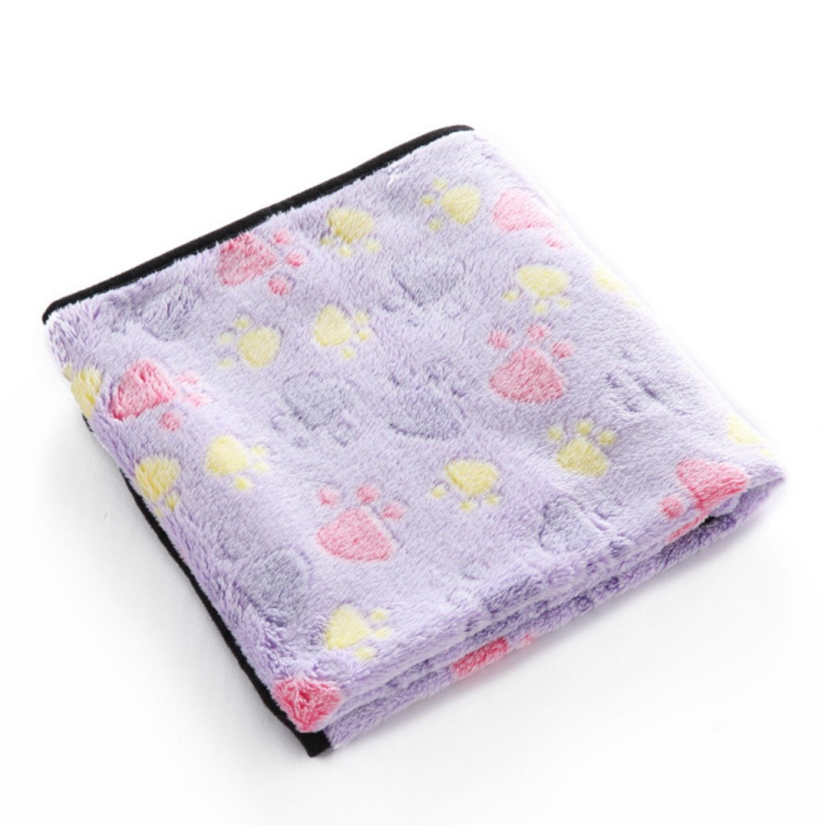 PetBoBo Pet Dog Cat Puppy Blanket Warm Dog Cat Warm Blankets Pet Sleep Mat Pad Bed Cover, Soft Blanket for Pet, Super Soft Micro Plush Pet Blanket Cushion Mat for Animals by PetBoBo (Image #3)