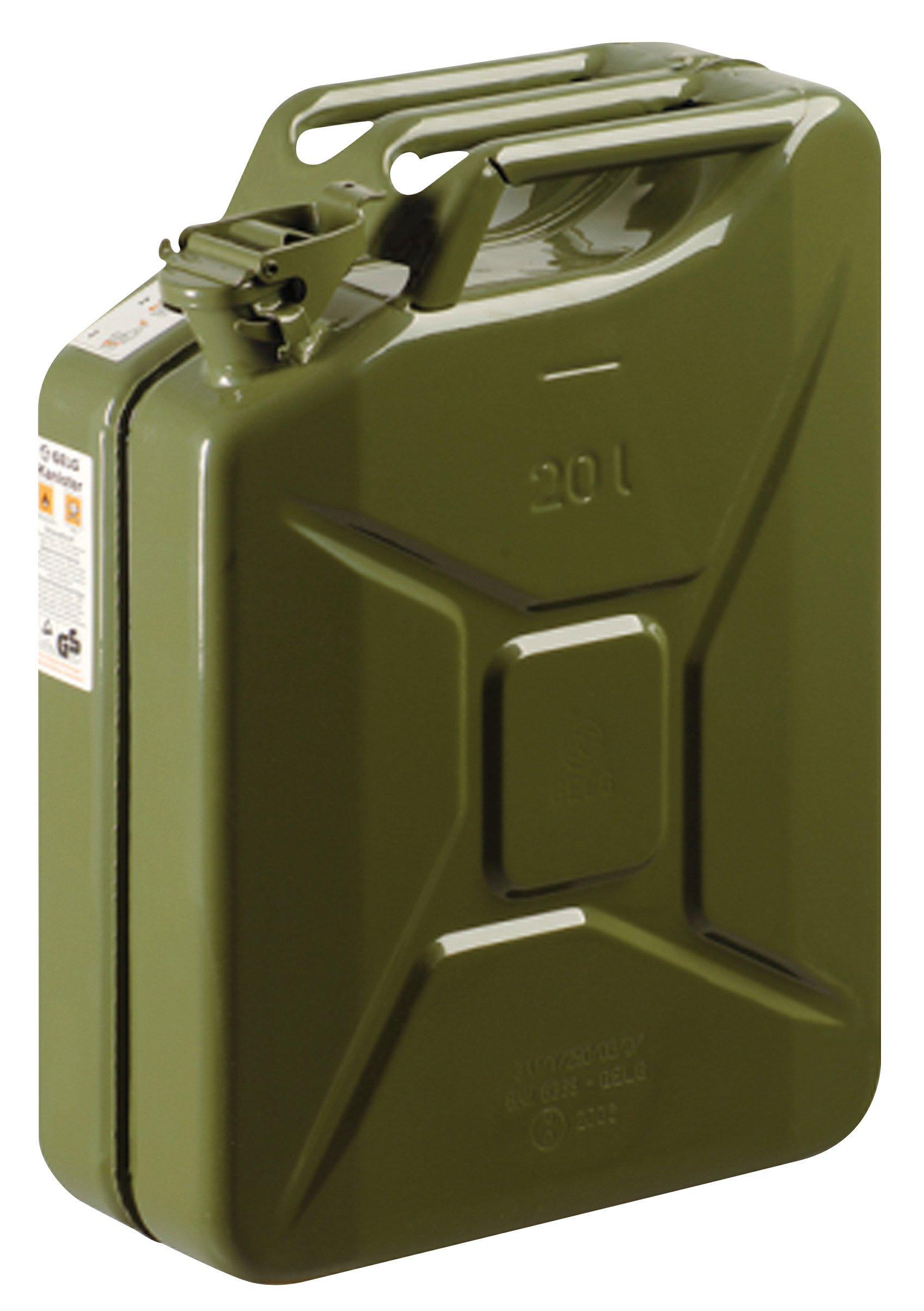 S STYLE - Garrafón de metal 20 Litros, color Verde product image
