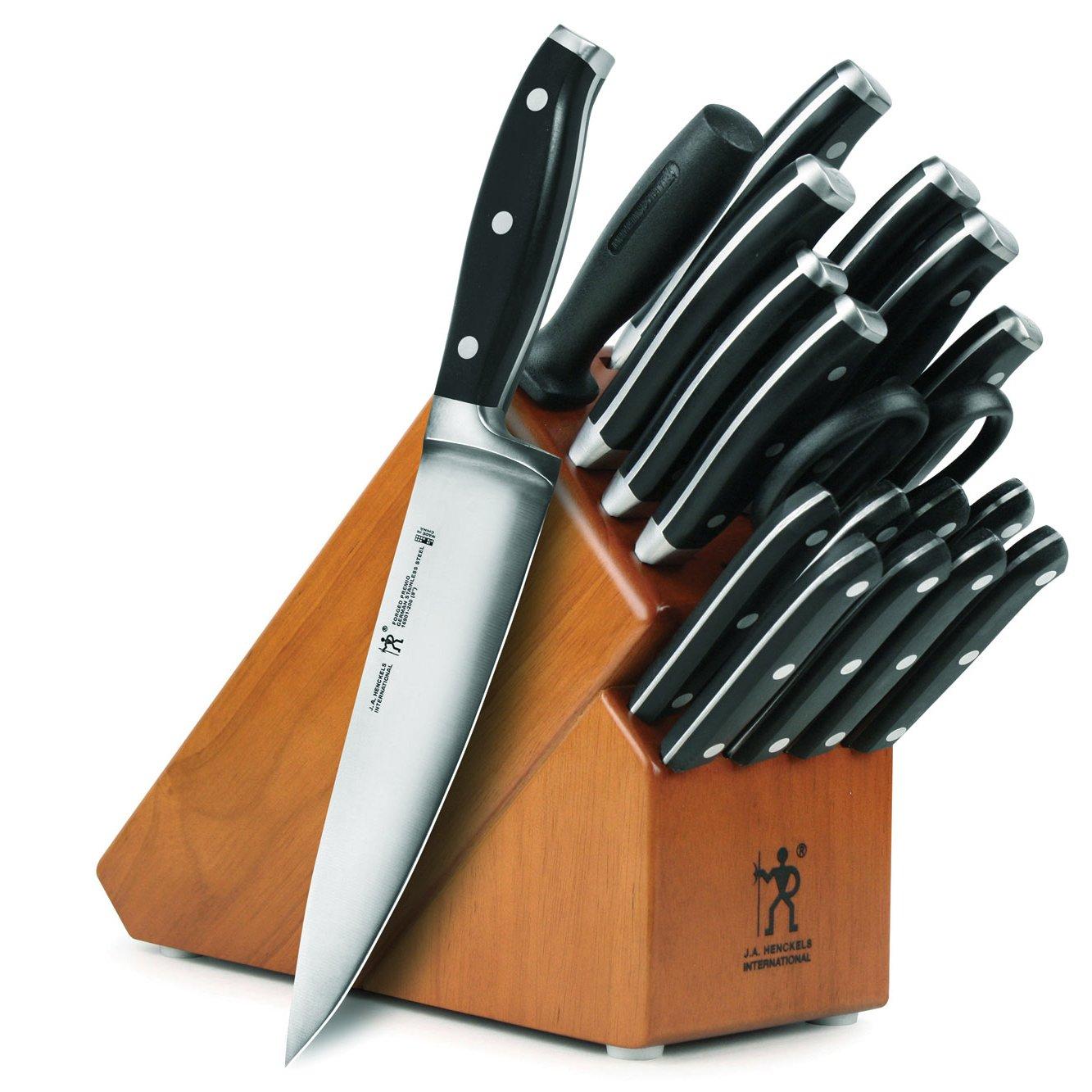 Kitchen Knife Set Names: Henckels Knife Set