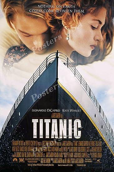 Amazon.com: Carteles EE. UU. – Póster de película Titanic ...