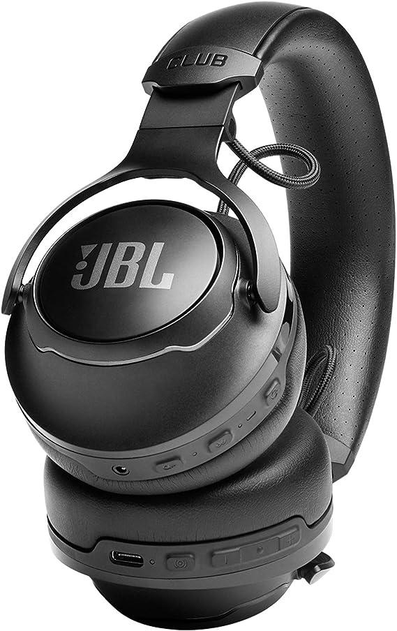 JBL CLUB700BT - Auriculares supraaurales e inalámbricos, color negro: Amazon.es: Electrónica