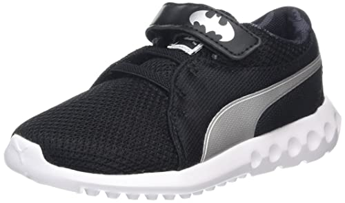 Puma Unisex Kids Jl Carson 2 V Ps LowTop Sneakers Black