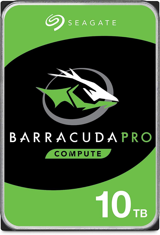Seagate Disque dure pour Ordinateur de bureau Barracuda 7200 2TB HDD 7200 tr//min SATA
