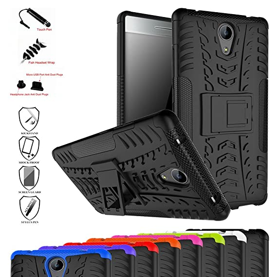 factory price 9f1e0 cc10f Amazon.com: Lenovo Phab 2 Case,Mama Mouth Shockproof Heavy Duty ...