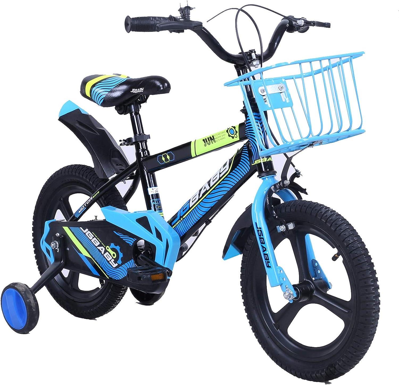 Bicicletas para Niños 2-8 Años 12 14 16 Pulgadas Bicicleta para Niños Bicicleta para Correr Regalo para Niños Equilibrio Sentido Entrenamiento Altura Ajustable Modelo Deportivo Niños Niñas