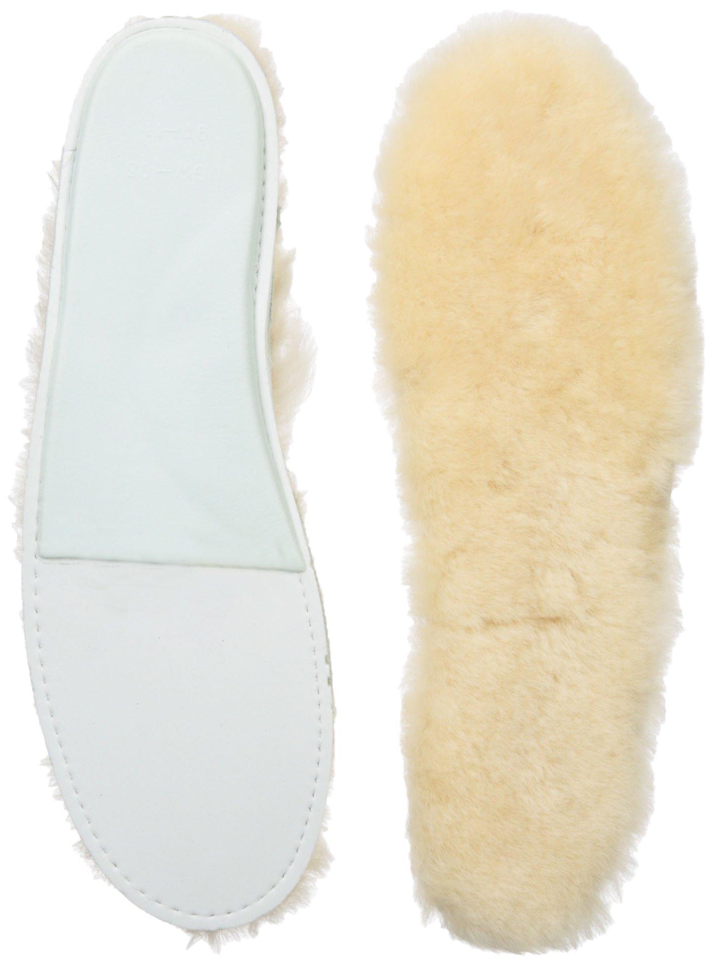 UGG Accessories Women's Women's Sheepskin Insole Shoe Accessory, White, 9 Medium US