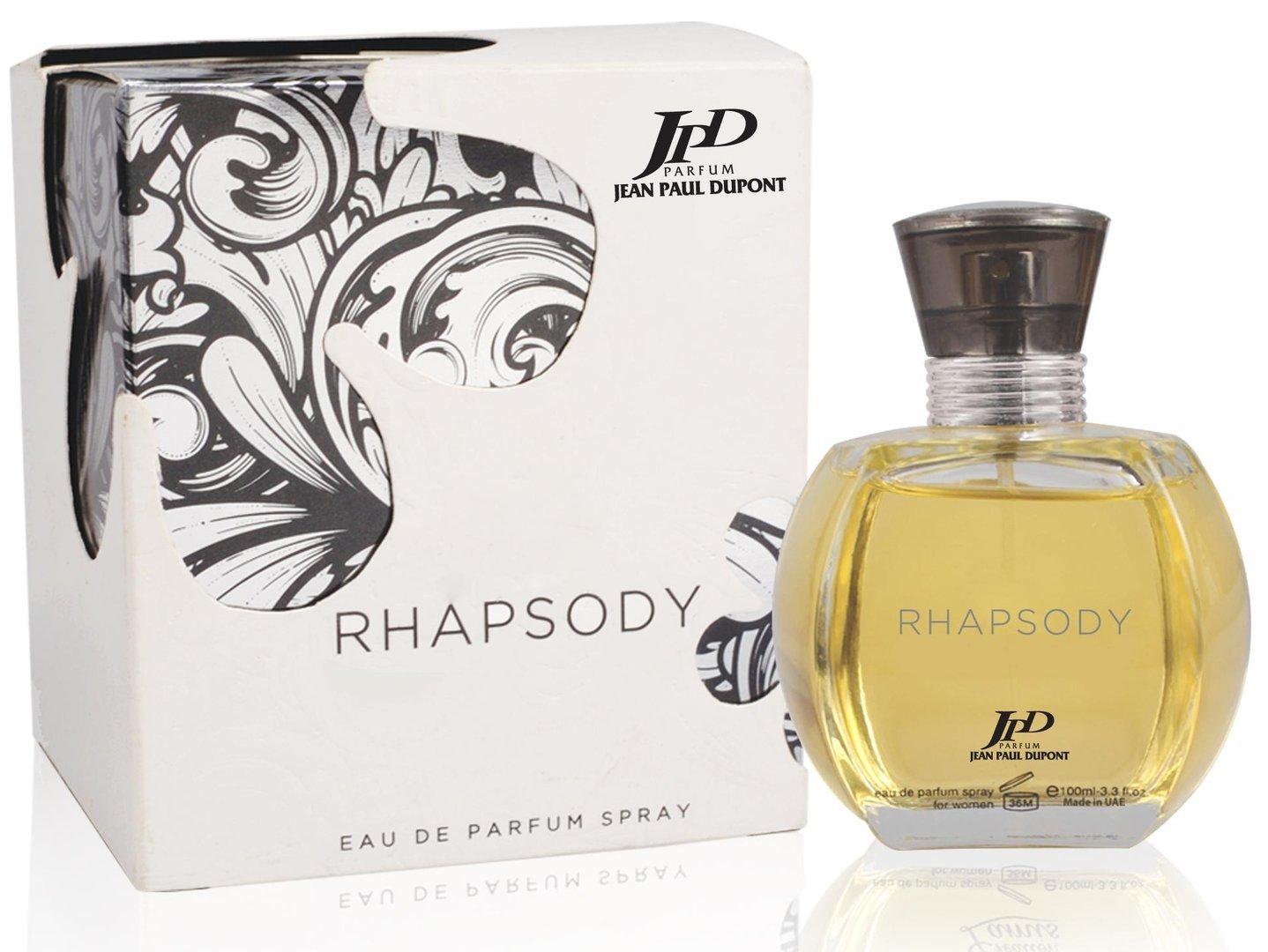 Rhapsody HerAmazon Jean Paul De 100ml Spray Dupont For Eau Parfum wOXiuPTkZ