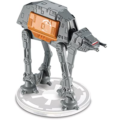 Hot Wheels Star Wars: Rogue One Imperial AT-ACT Cargo Walker Vehicle: Toys & Games