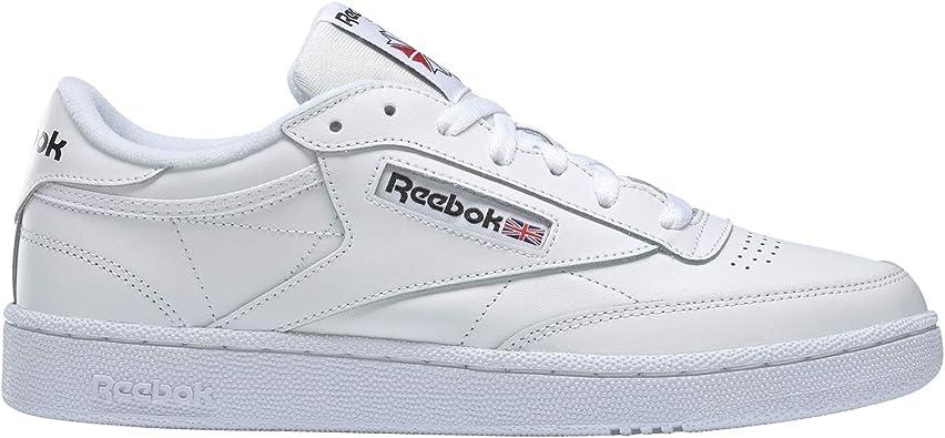 Reebok Basket Club C 85 Dv9536 Blanc: