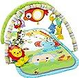 Fisher-Price - Gimnasio musical animalitos - gimnasios bebe - (Mattel CHP85)
