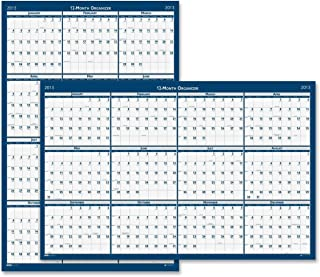 product image for HOD3961 - House Of Doolittle Poster Style Reversible/Erasable Yearly Wall Calendar