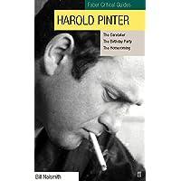 Faber Critical Guides Harold Pinter