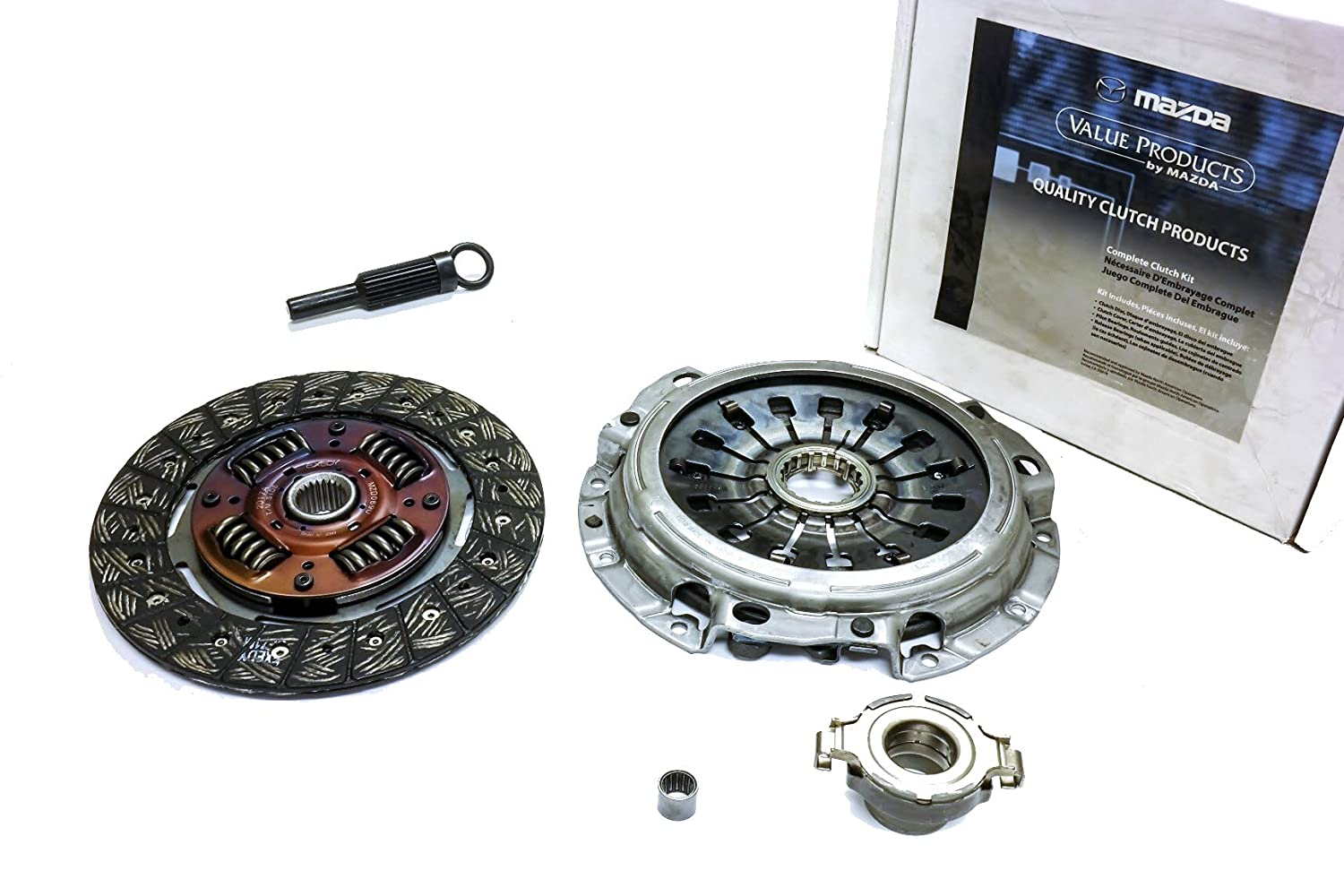 Amazon.com: 1993-1995 Mazda RX-7 Clutch Rebuild Kit OEM N315-16-490MV: Automotive