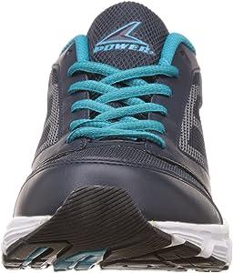 Power Men's Gallop Blue Running Shoes