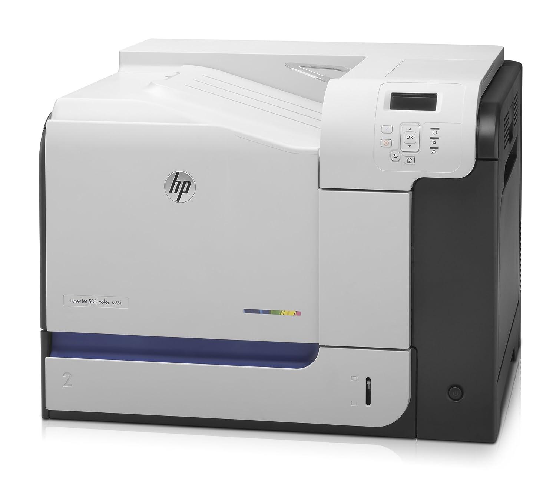 cf081a hp laserjet enterprise 500 m551n colour printer amazon co