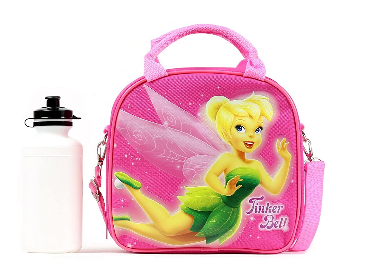 Minnie Mouse Little Girls Thermos Insulated School Lunch Box Bag w// Strap Kids
