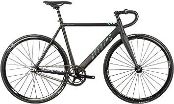 Aventon Bicicleta fijación Fijo Cordoba 2018 Negro Satinado Talla ...