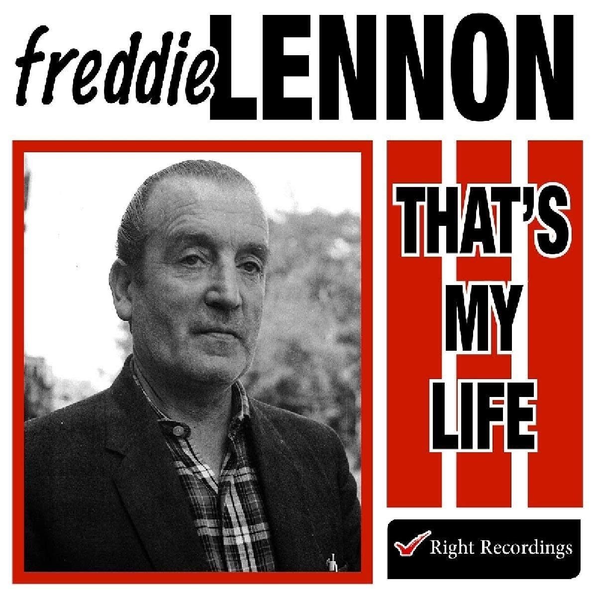 Vinilo : Freddie Lennon - That's My Life (United Kingdom - Import)