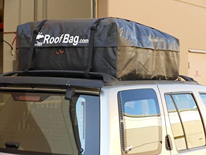 Amazon RoofBag Explorer Waterproof Soft Car Top Carrier For Any Van Or SUV