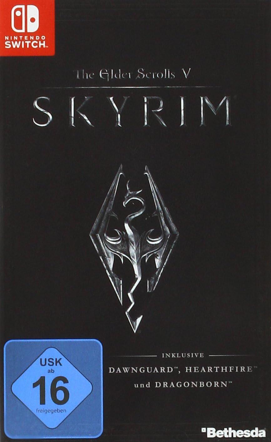 The Elder Scrolls: Skyrim - Nintendo Switch [Importación alemana]