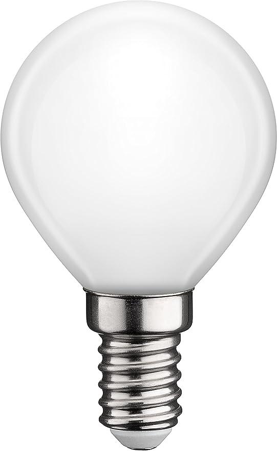 Manax® Bombilla LED, casquillo E14, 2W equivalentes a 25W
