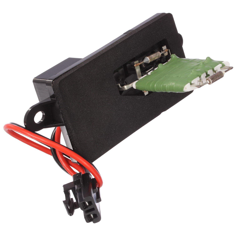 Amazon.com: PartsSquare Manual HVAC Blower Motor Resistor 15305077 + ...