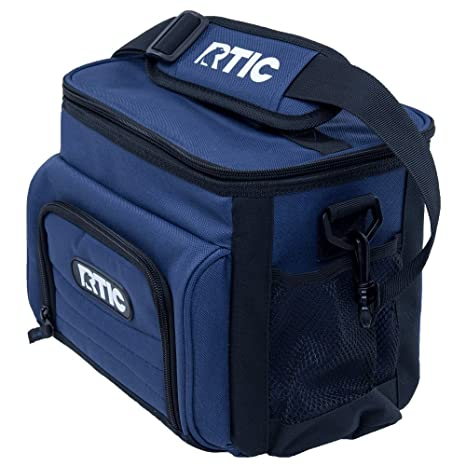 Amazoncom Day Cooler 8 Can Dark Blue Kitchen Dining