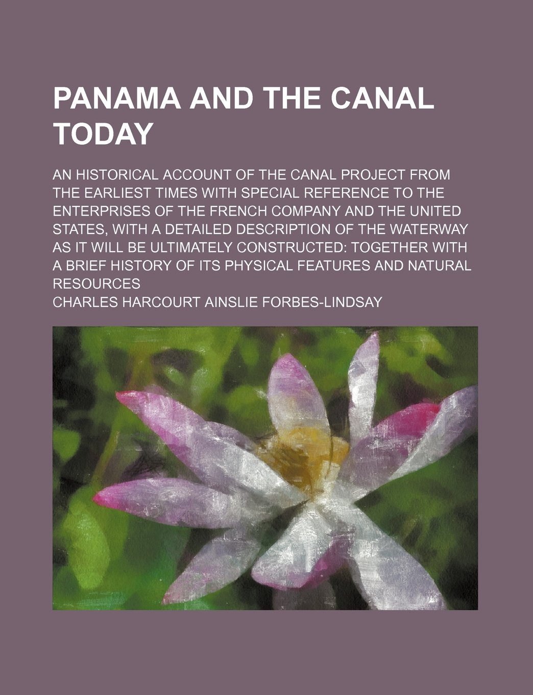Download Panama and the canal today; an historical account of the canal project from the earliest times with special reference to the enterprises of the French ... of the waterway as it will be ultimately cons PDF