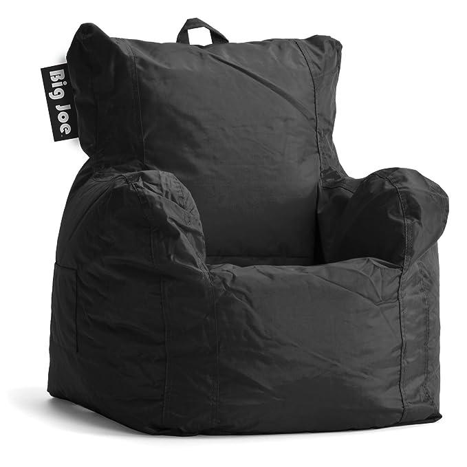 Amazon.com: Big Joe Cuddle – Puf de silla en elástico Limo ...