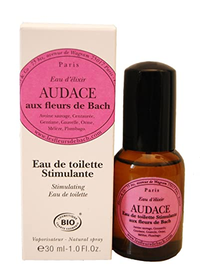 Amazon Com Les Fleurs De Bach Audace Confidence Eau D Elixir 30 Ml