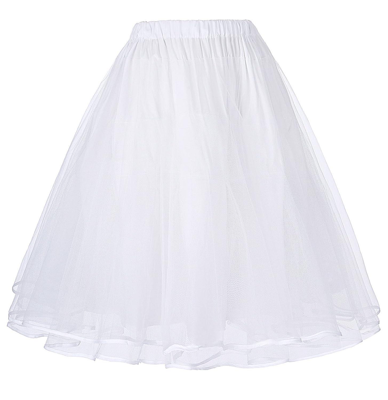 Belle Poque/® Retro Vintage Dress Crinolina Sottogonna gonne