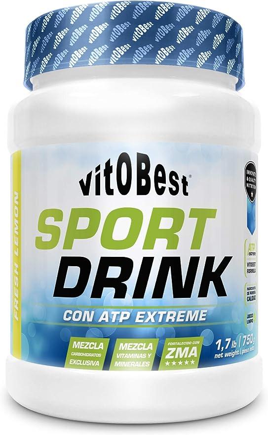 SPORT DRINK+ ATP EXTREME LIMON 750 g - Suplementos ...