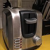 Amazon Com Black Decker T2707sb 2 Slice Toaster Bagel