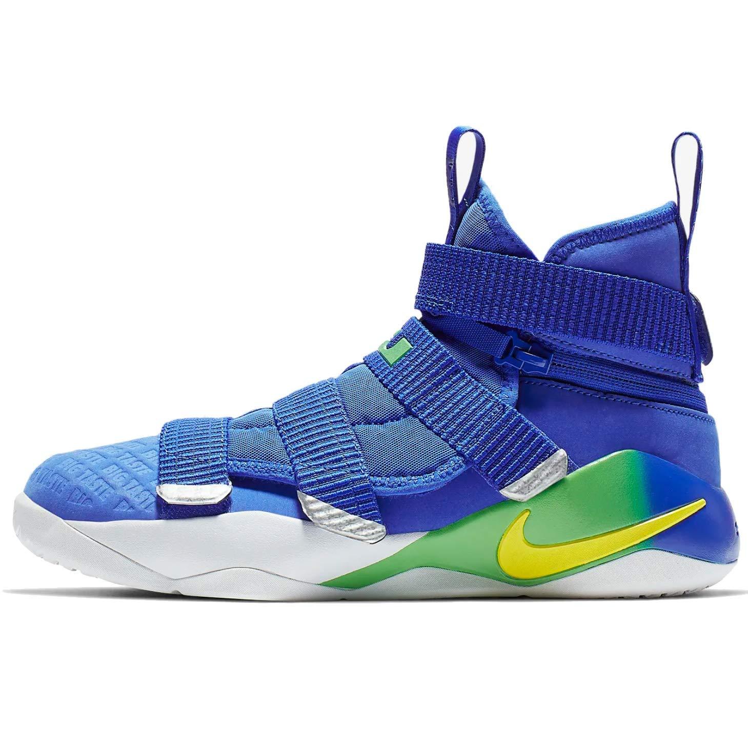 best service ec81f d723a Amazon.com   Nike Lebron Soldier Xi Flyease (gs) Big Kids ...