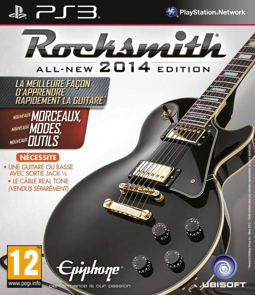 Rocksmith Edition 2014 [Importación Francesa]