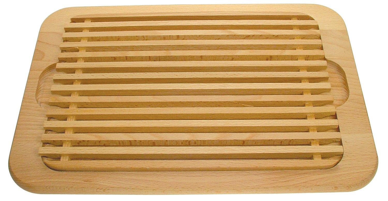 Compra Eddingtons 432219 - Tabla de cortar pan con bandeja para ...