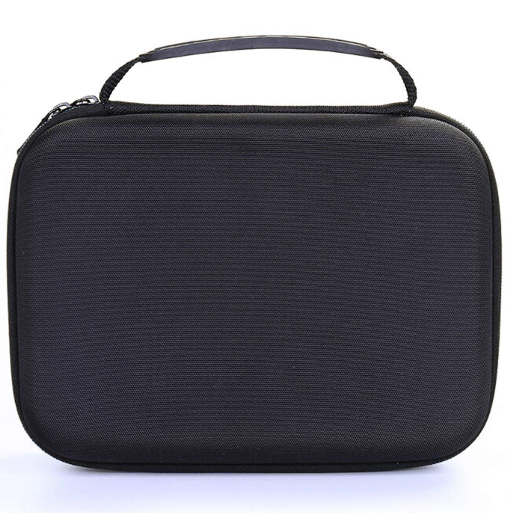 Tuu Intelligent Robot Hard Storage Case Carrying Travel Bag Box Hard Storage for Anki Vector Robot Toy (As Shown)
