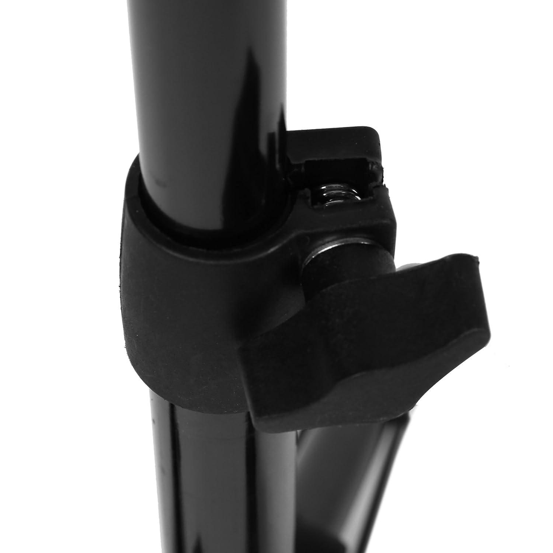 PhotoSEL ST121 Mini Soporte Tr/ípode para Luz de Estudio de Foto y V/ídeo de 26~40cm