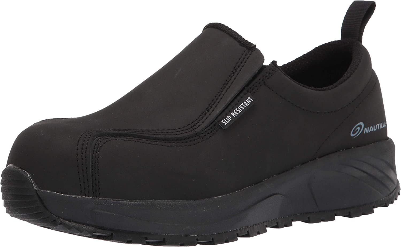 Nautilus free shipping Safety Footwear At the price of surprise Men's Slip-On Uniform N2521