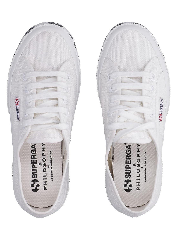 Lorenzo Tela Superga In Sneakers Philosophy Bianche Serafini X Di 1ZB5wZq6WA 198f0ee2e54