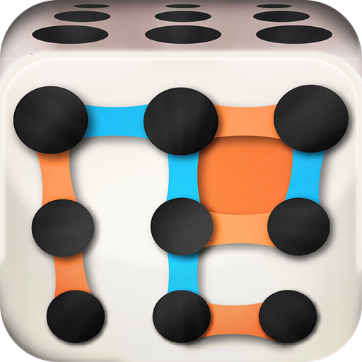 Dots and Boxes - Classic Board Games (School Dot)