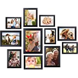 Homemaxs 12 Pcs Picture Frames Set, Picture Frames Collage, Wall Picture Frames, Photo Frames for Gallery and Home Decor, One