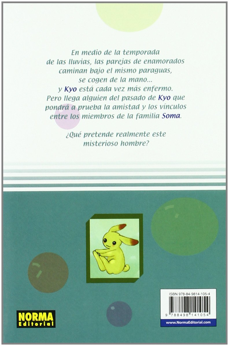 Amazon.com: Fruits Basket 6 (Spanish Edition) (9788498141054): Natsuki Takaya: Books