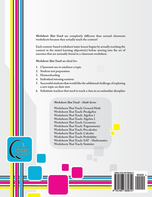 Workbooks » Sat Math Worksheets - Free Printable Worksheets for Pre ...