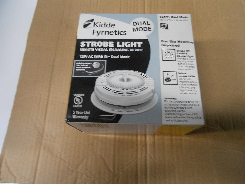 Kidde SL177I - Luz estroboscópica para personas con discapacidad auditiva: Amazon.es: Amazon.es