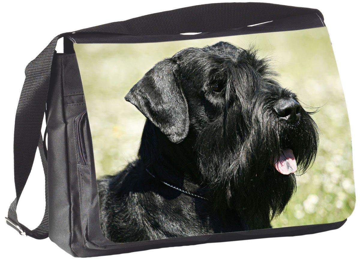 Schultertasche Umhängetasche Tasche Bag Riesenschnauzer schnauzer hunde