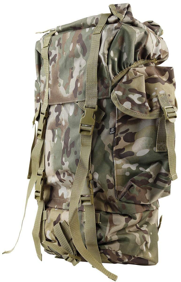 Brandit Combate Mochila Tactical Camo