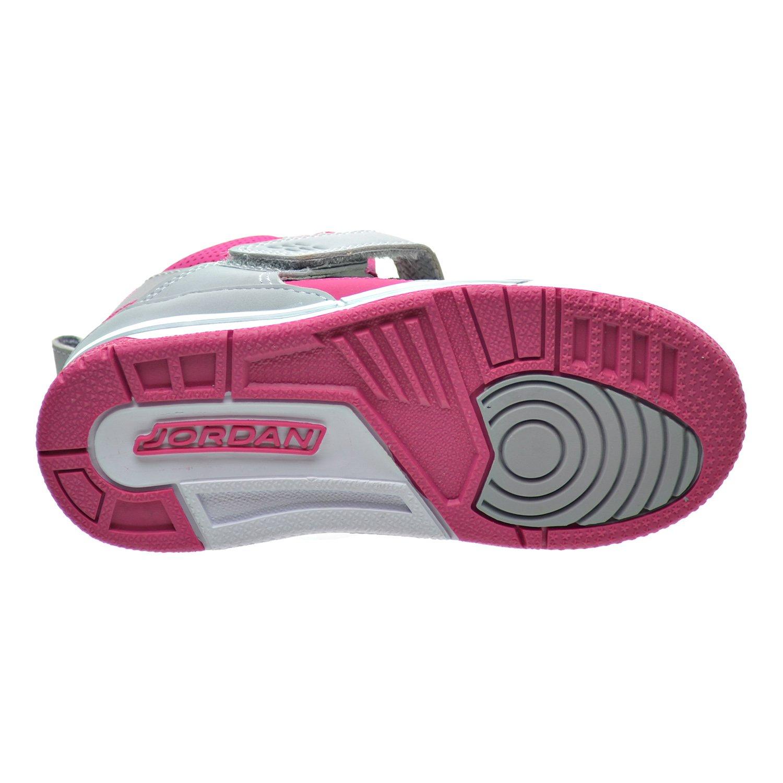 hot sales 5c530 4f35d Amazon.com   Girls Toddler Jordan Flight 45 High   Sneakers